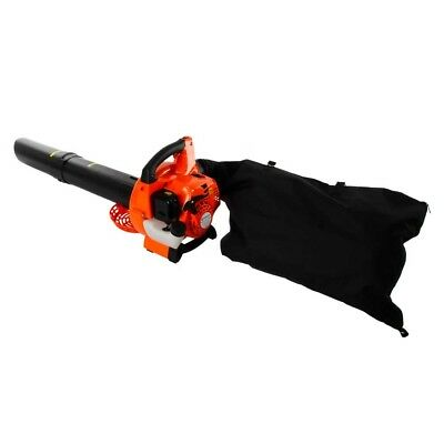 26cc 3-in-1 Petrol Leaf Blower, Vacuum, Mulcher & Shredder 8