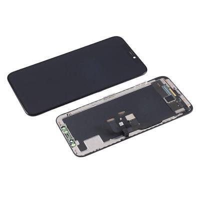 Ecran Lcd Oled Retina Vitre Tactile Assemblé Sur Chassis Pour Iphone X/10 Noir 2