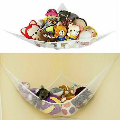 Cuddly Large Soft Toy Hammock Storage Mesh Net Teddy Bear Baby Bedroom Nursery 2