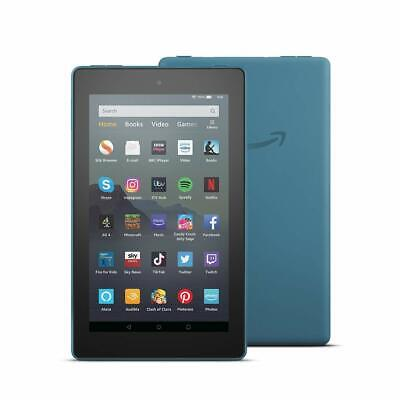 Amazon Kindle Fire 7 Tablet with Alexa, 7 Inch , 16GB, Black Latest 2019 4