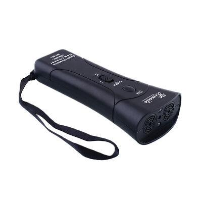 Ultrasonic Anti Dog Barking Pet Trainer LED Light Gentle Chaser Petgentle Style 2