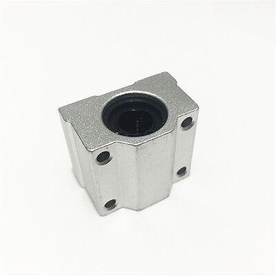 4pcs SC13UU SCS13UU 13mm Linear Ball Bearing Linear Motion Bearing Slide For CNC