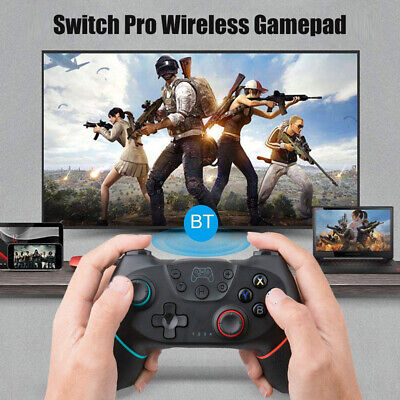 Bluetooth Wireless Gamepad Joystick Pro Controller For Nintendo Switch UK. 6