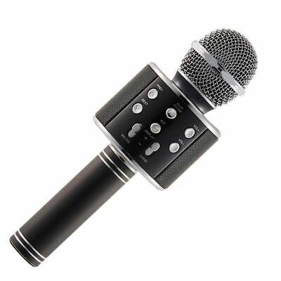 Microfono Wireless Con Altoparlante Cassa Integrata Bluetooth Portatile Karaoke. 2