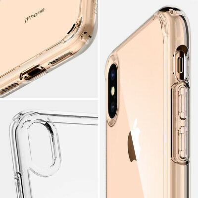 iPhone X/XS, XS Max, XR Case Spigen® [Ultra Hybrid] Protective Shockproof Cover 6