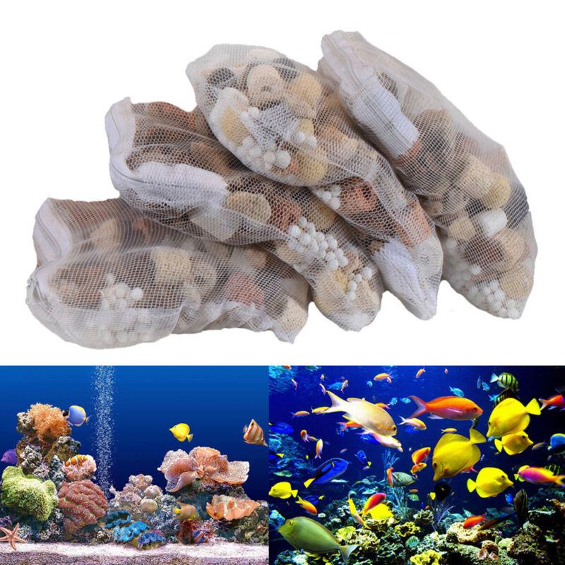 50g Fish Tank Aquarium Bio Balls Sandstone Filter Media Nitrifying Bacteria 10