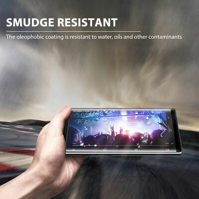 5D Galaxy S10 S9 S8 Plus Note 9 8 NUGLAS Tempered Glass Screen Protector Samsung 10