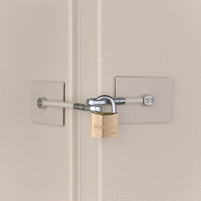 Marinelock Refrigerator Lock - Secure and Easy to Install 4