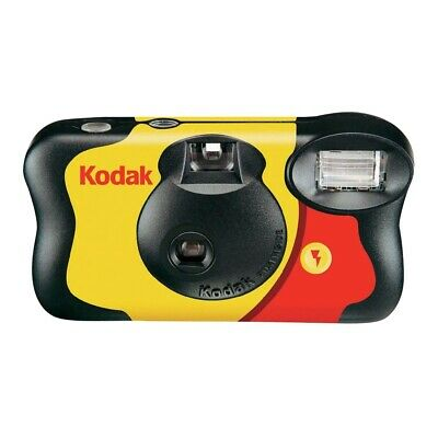 Kodak Fun Saver Disposable Single Use Camera with Flash 39 Pictures / Exposures 2
