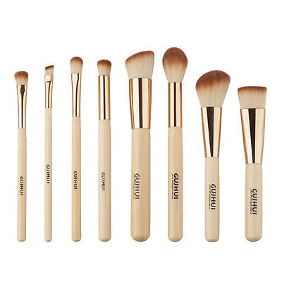 Pro Makeup Set Brushes Powder Foundation Eyeshadow Eyeliner Brush Lip Brush Tool 4