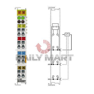 120V *NEW* Beckhoff KL1712 Digital AC Input Module 2-Channel