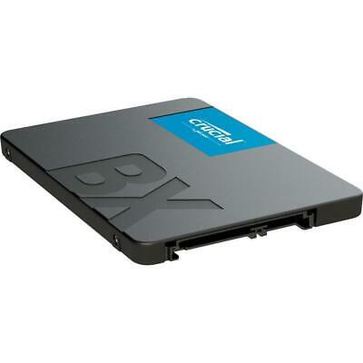 "240GB Crucial BX500 Series SSD 2.5"" SATA 7mm Internal Solid State Drive 540MB/s 3"