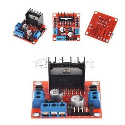 TB6612FNG/L298N Dual Motor Driver Stepper Motor Driver Module F Arduino PIC AVR 3