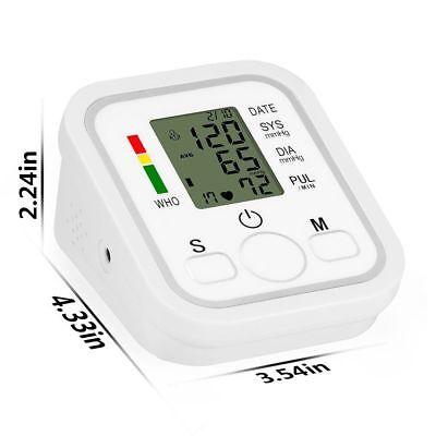 Misuratore Di Pressione Digitale Da Braccio Sanguigna Automatico Monitor 2