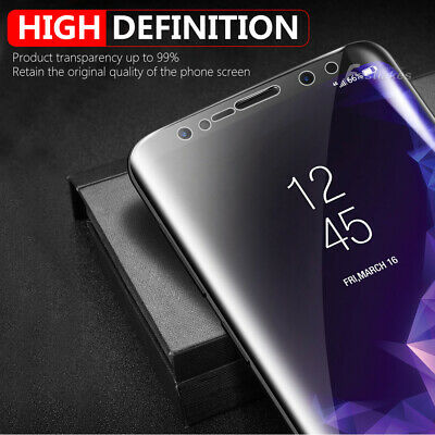Samsung Galaxy S10 5G S9 S8+ S10e Note 10 9 8 HYDROGEL FLEX Screen Protector 2