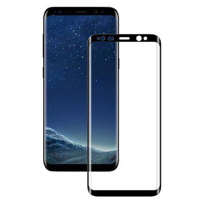Vitre Protection VERRE Trempé Incurvé Film Ecran Samsung Galaxy S7 S8 Plus S9 3D 8