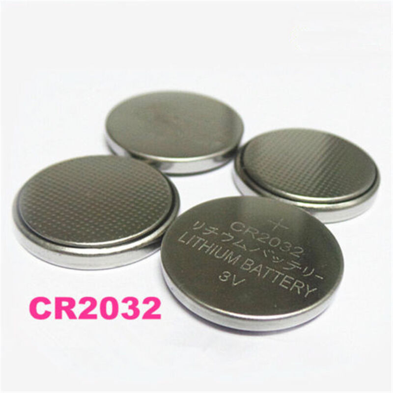 Lot 25pcs CR2032 CR 2032 3 Volt Button Cell Battery for Watch Toys Remote