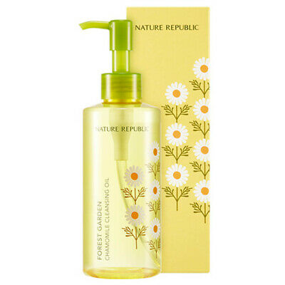 Nature Republic Forest Garden Chamomile Cleansing Oil 200ml 3
