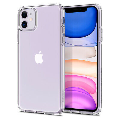 iPhone 11, 11 Pro, 11 Pro Max Case | Spigen® [Liquid Crystal] Clear Cover 6