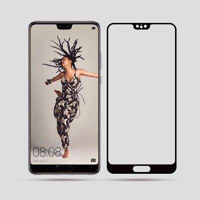 Full Cover Tempered Glass Screen Protector Huawei P20 Pro lite/ P Smart /Nova 3i 7