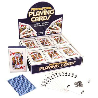 Professional Plastic Coated  Playing Cards 2
