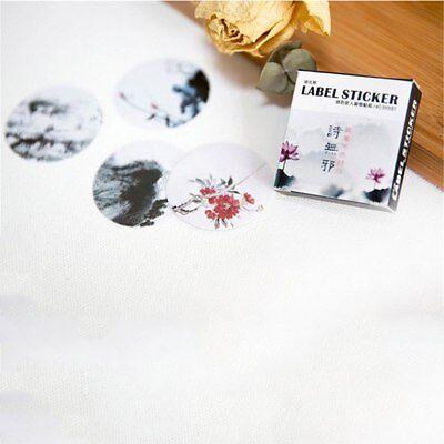 40pcs Creative Japanese Stickers Kawaii Stationery DIY Scrapbooking Decorations 5