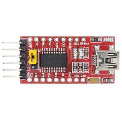 Módulo FT232RL FTDI Mini USB a TTL Conversor Serial 3,3-5V Pro+Cable Electróni 2