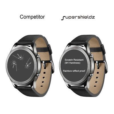 Pro 3 GPS Supershieldz for TicWatch Screen Protector Anti Glare and Anti Fingerprint Shield Matte 6 Pack