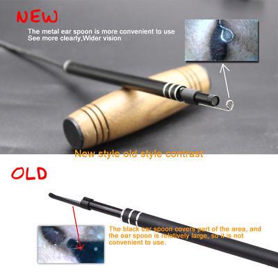 Led Endoscope Otoscope Ear Camera Scope Earwax Removal Kit Ear Wax Cleaning Tool