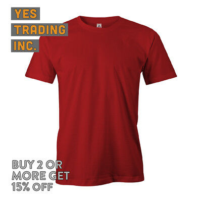 Aaa Alstyle 1301 Mens Casual T Shirt Plain Short Sleeve Shirts Cotton Tee Daily 8