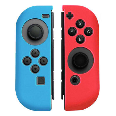 Silicone Case Cover Protective Cap for Nintendo Switch Gamepad Joysticks Console 4