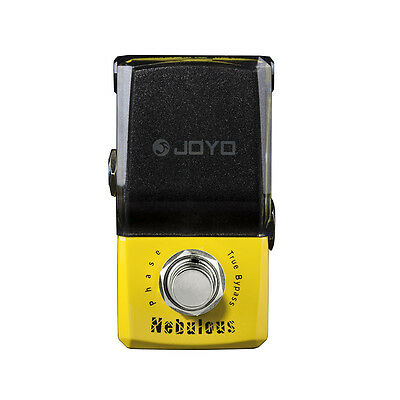 Joyo JF-328 Ironman Nebulous Phase True Bypass Guitar Effects Stompbox FX Pedal