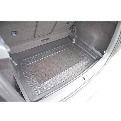 Kofferraumwanne mit Antirutsch für VW Golf Sportsvan 2014- für oben und unten 3