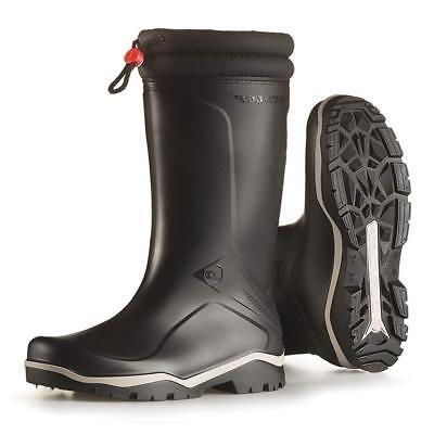 Mens Ladies Dunlop BLIZZARD Waterproof Wellingtons -15°C Mucker Derry Boots 3