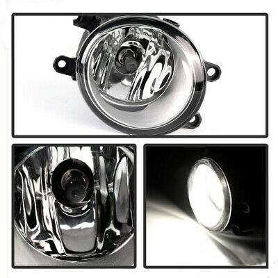 Pair of Fog Light Lamp Left Right RH LH Side Fit For Toyota Camry Yaris Lexus 3