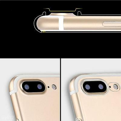Ultra-Thin Clear Soft Silicone TPU Transparent Case Cover For iPhone 6S 7Plus XR 7