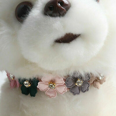 Leather Pet Dog Collar Safety Adjustable Puppy Cat Necklace For Dogs Pet Collar 3