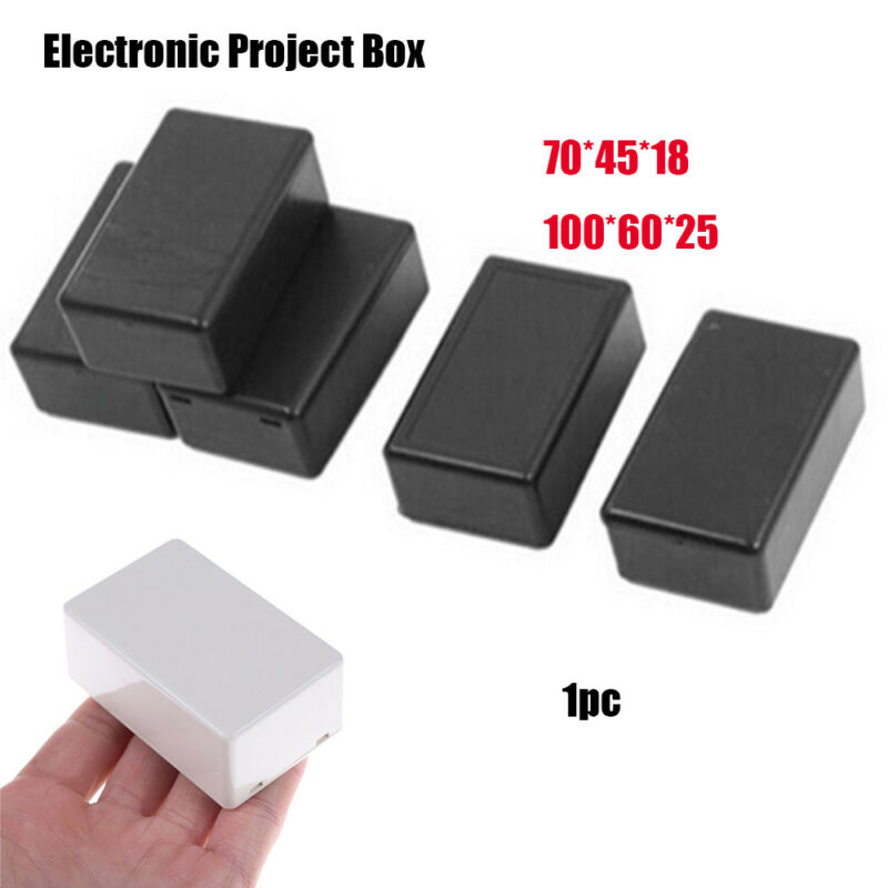 DIY ABS Plastic Electronic Project Box Waterproof Cover Project Instrument Case 2