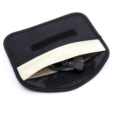 Large Genuine Car Key Keyless Entry Fob Signal Blocker Faraday Bag UK FAST 3