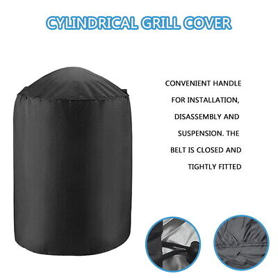 XS-XXL BBQ Cover Heavy Duty Waterproof Medium Barbecue Grill Outdoor Protector 9