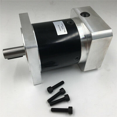 Nema34 Planetary Gearbox 50:1 86Geared Speed Reducer CNC for Stepper Motor 3