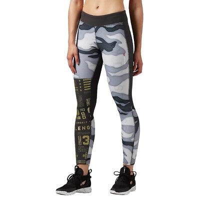 Damen Reebok ONE SERIES Quick Baumwolle Hose Slim Fit Running Fitness Jogging