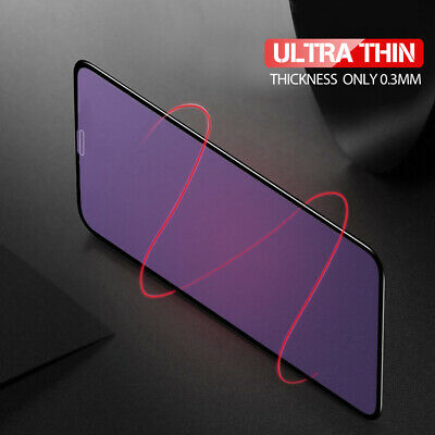 2x 6D Full Phone 11 Pro XS Max XR 8 7 Plus Screen Protector Tempered Glass Apple 4