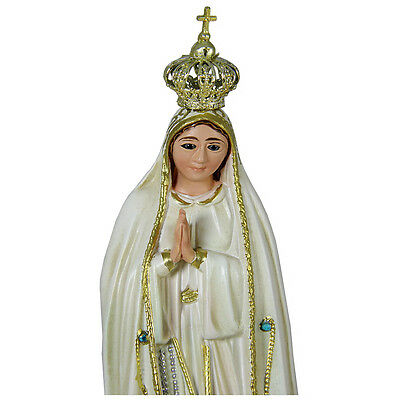 Fatima virgin mary removed (has