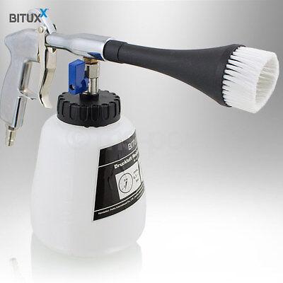 Bituxx Tornado Reinigungspistole Druckluft Wasser Kfz Auto PKW Waschpistole 1/4 2