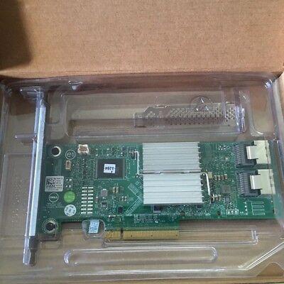 DELL PERC H310 Adapter 8-Port 6Gb/s SAS RAID Controller= 9211-8i M1015 US  seller