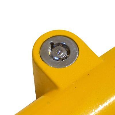 Steering Wheel Lock Heavy Duty Baseball Bat Anti Lock Car Van Vehicle Security 5
