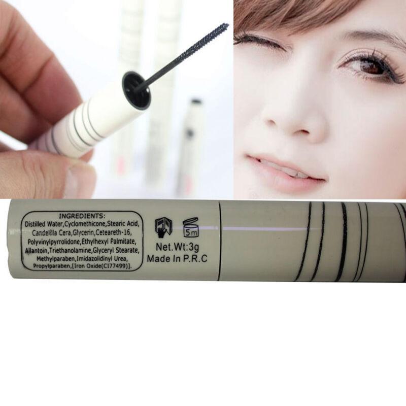 Black Skinny Mascara Long Curling Extension Length Waterproof
