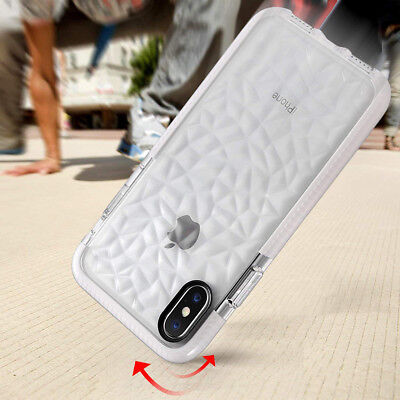 Hybride Coque IPhone XS MAX XR X 8 7 Plus 6 S Shockproof + Film verre trempé