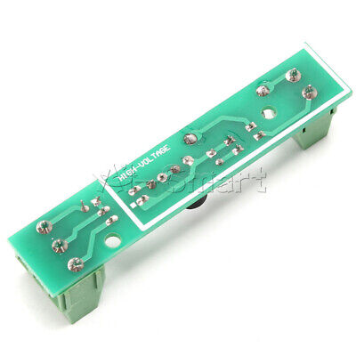 for PLC AC 220V 1-Bit Optocoupler Isolation Module Voltage Detect Board Adaptive 3